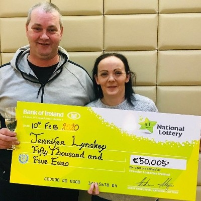 Dublin Man to Buy Dream Home Following €500,000 EuroMillions Plus Win  Offaly Woman Promises Her Five Children a Trip of a Lifetime to Disneyland After €50,000 TellyBingo Win