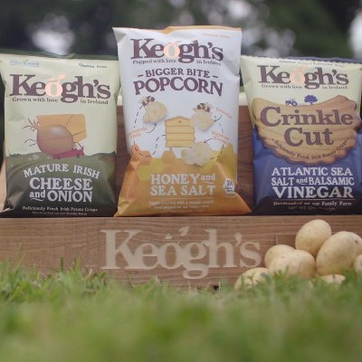 From Crop to Crisp to TV …  Keogh's Farm Sponsors RTE's 'It's A Parks Life'