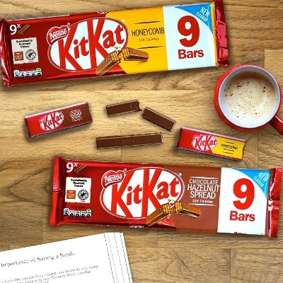 Make mine a double! KitKat 2-finger launches brand new flavours