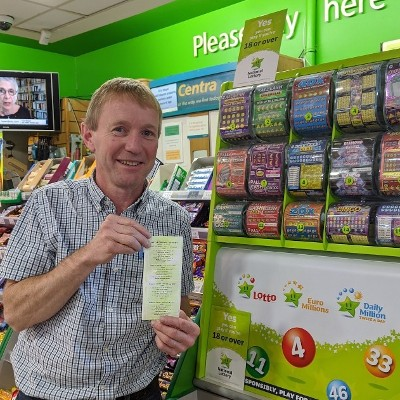 Residents of rural village in north west Cork celebrate 'badly needed good news' following €250,000 Lotto win