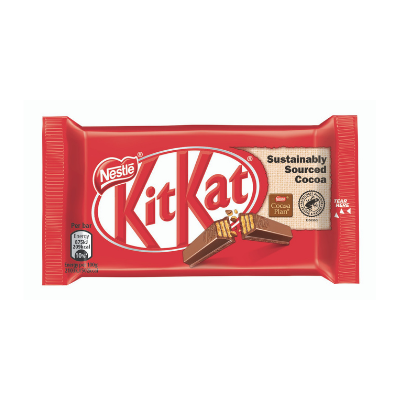 Ireland's KitKat to be carbon neutral by 2025