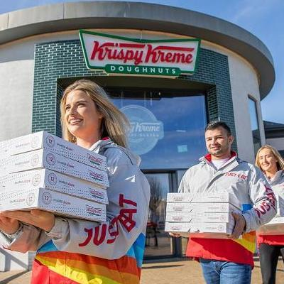 Krispy Kreme to expand into Tesco and Circle K next week