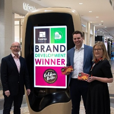 Golden Bake wins €85,000 advertising award from Love Irish Food