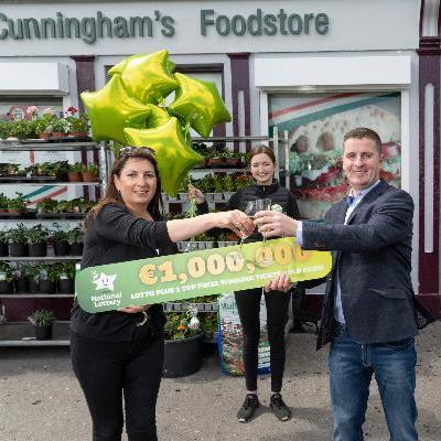 Fill'er up – to €6.4 million! Applegreen customer in Athlone becomes third Lotto jackpot winner of 2021