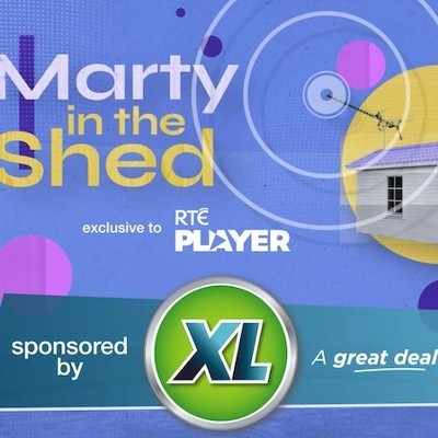 XL retail brand and Marty Morrissey make the perfect team