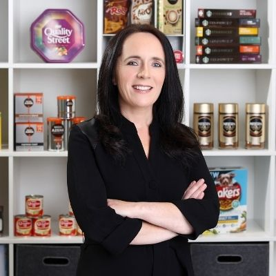 Moira Fitzgerald appointed new head of sales at Nestle Ireland