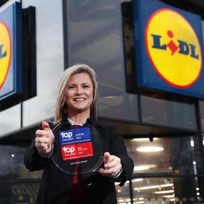 Newly Certified 'Top Employer', Lidl Ireland, announces 1,200 new roles in jobs boost for Irish operations along with €2 Million investment in COVID employee bonus