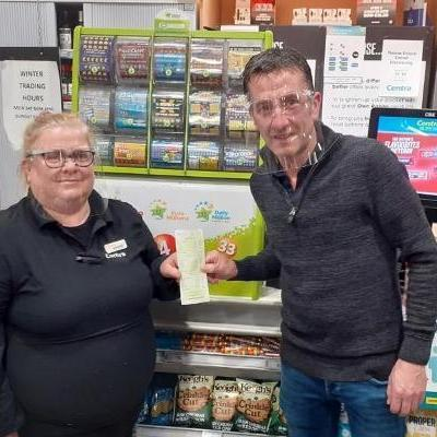 Wexford Lotto player scoops €108,714 prize after coming one number short of €2 million jackpot