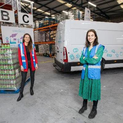 Mars Ireland launches Food for Change, supporting FoodCloud to redistribute 60,000 meals to communities across Ireland