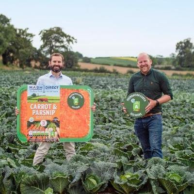 Mash Direct help consumers make sustainable choices with Eco Labelling on pack