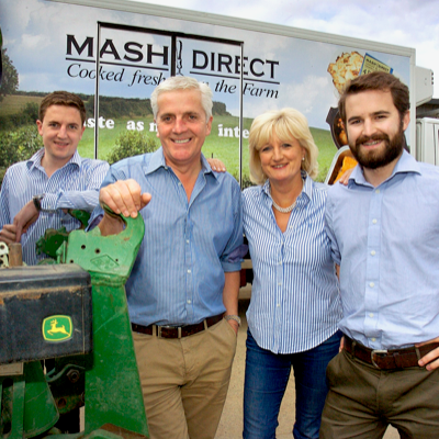 Mash Direct are proud to announce product listings in M&S