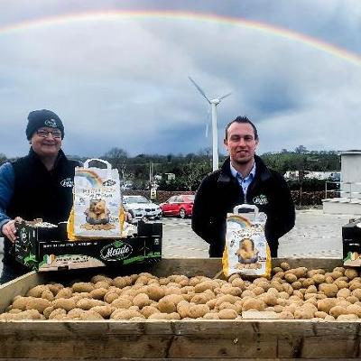 Lidl Ireland introduces exclusive limited edition Irish Gold Potatoes ahead of St. Patrick's Day with supplier Meade Farm