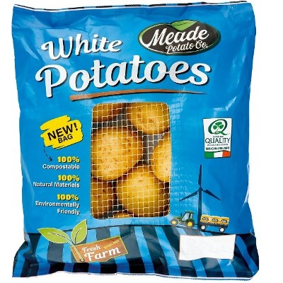 Lidl Ireland Introduces Ireland's First 100% Compostable Bag of its Kind for Potatoes with Meade Potato Company