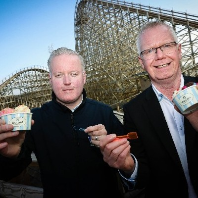 Mullins scoops partnership with Tayto Park
