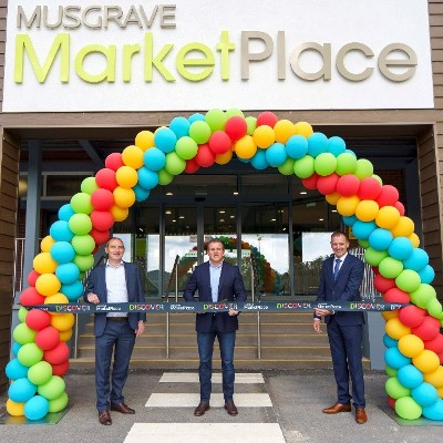 Boost for Limerick as Musgrave MarketPlace Opens New Food Emporium