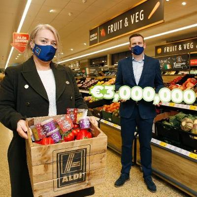 Aldi's investment in the 'Grow with Aldi' Supplier Development Programme hits €3m