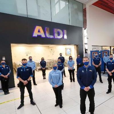Aldi unveils new Blanchardstown store – 40 new jobs created