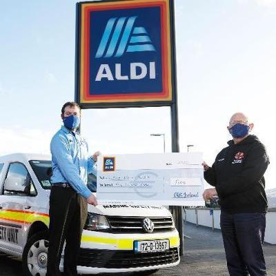 Aldi donates over €77,500 to 155 local charities in 2020