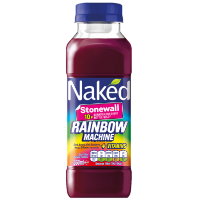Naked supports inclusion and LGBTQ+ communities for Pride and beyond