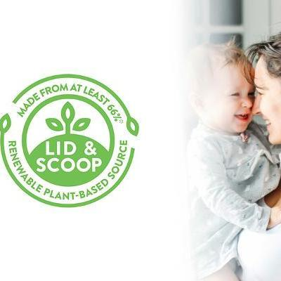 Nestlé launches bio-based lids and scoops made from renewable resource as part of packaging and net-zero commitments