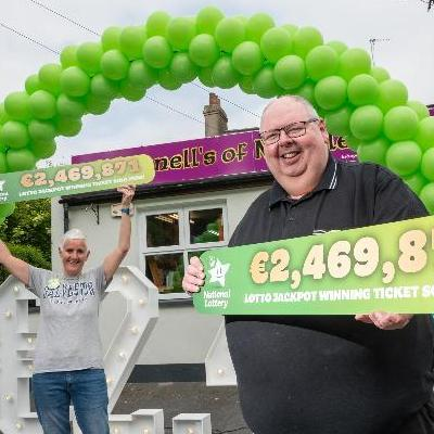 National Lottery still waiting to hear from Ireland's newest Lotto millionaire
