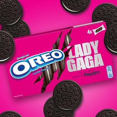 A delicious duet: OREO's new collaboration with Lady Gaga lands in stores