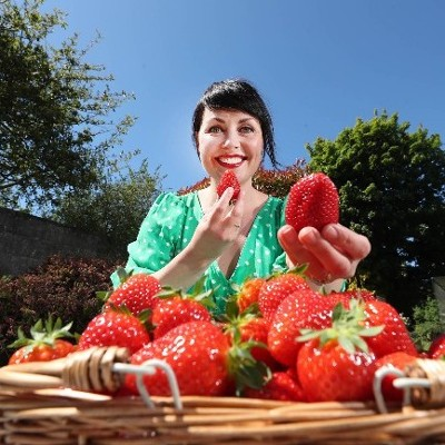 Strawberries provide all the Vitamin C you need in a day! - Leading Dietitian