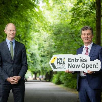 Minister of State Ossian Smyth launches Pakman Awards