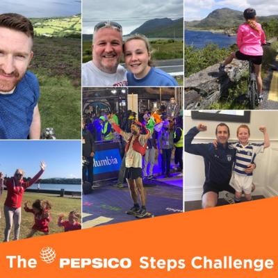PepsiCo Ireland Make Donation to Pieta to Mark World Suicide Prevention Day