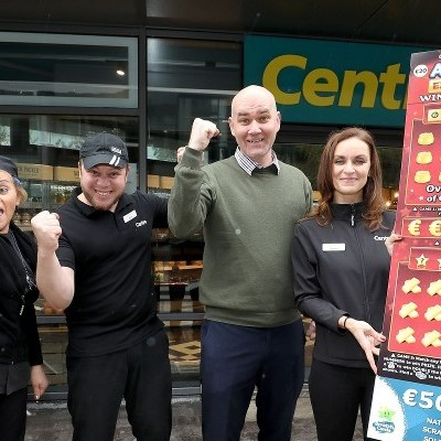 Scratch Card Extravaganza! Dublin Man to Buy Family Home with €500,000 National Lottery Win