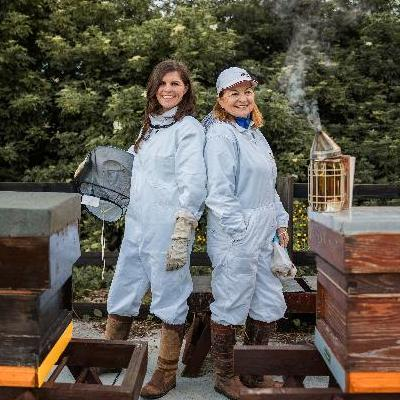 Mother and daughter beekeepers take on the gin world