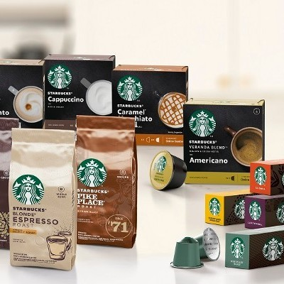 Nestlé announces the global launch of a new range of Starbucks products to enjoy at home