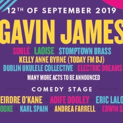 Irish Grocers' Benevolent Fund presents   Stocked Festival  A music and food festival to benefit members of the Grocery Trade