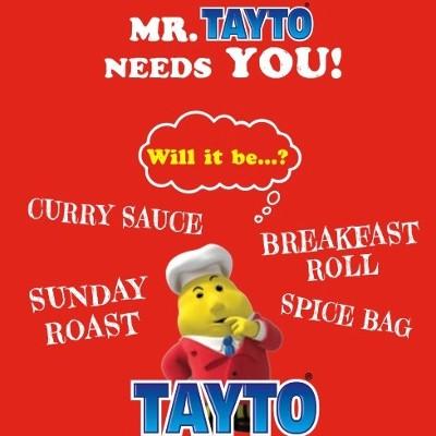 Mr. TAYTO Needs YOU!