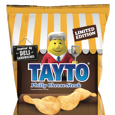 Tayto is back - with two limited edition flavours!