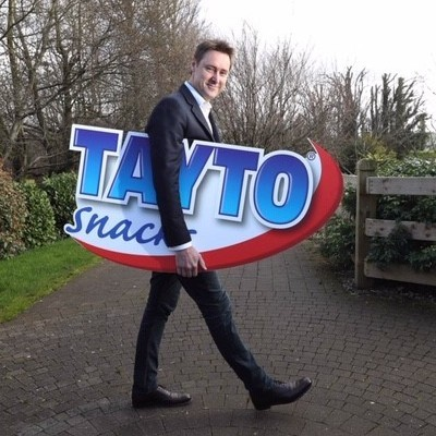 Ireland's leading snack food manufacturer has announced its name change to Tayto Snack