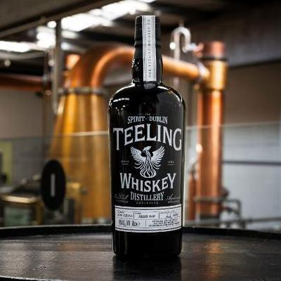 Teeling Whiskey Releases Special Distillery Exclusive Bottling to Mark St. Patrick's Day
