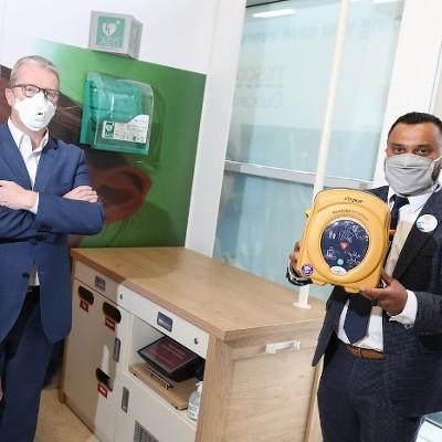 Tesco Ireland invests in network of store-based defibrillators across Ireland