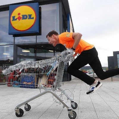 Lidl launch 2019 Trolley Dash in support of charity partner Jigsaw