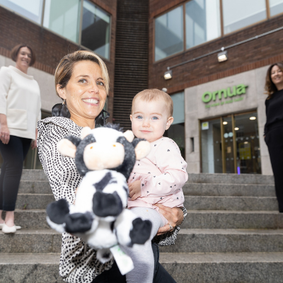 Ornua announces new parents programme to support families in the workplace