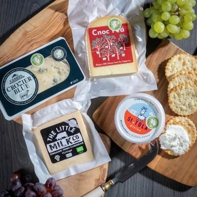 Aldi supports Artisan Cheeses with Irish Cheese Direct