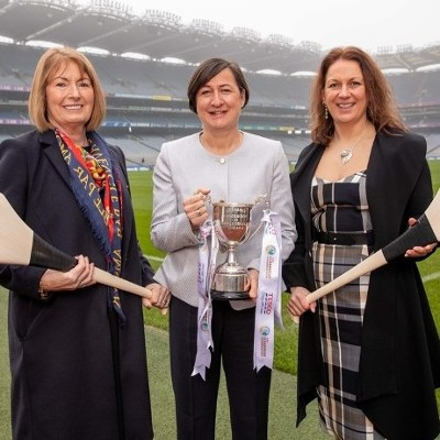 Tesco Ireland announced as Youth Development sponsor of the Camogie Association