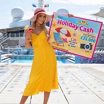 Not been on summer holidays yet? The National Lottery has 60 luxury holidays and a lot of Holiday Cash to give away  10 holidays worth €2,500 each being given away every week