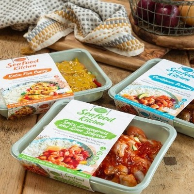 Tipping the scales - new 'Ready to Cook' seafood meals meet demand for quick, healthy and delicious seafood options