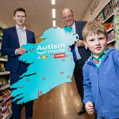 SuperValu strengthens its commitment to Autism Friendly Communities by announcing 11 more towns on the Journey to becoming Autism-Friendly