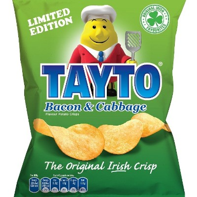 TAYTO IS BACK WITH TWO NEW LIMITED-EDITION FLAVOURS…