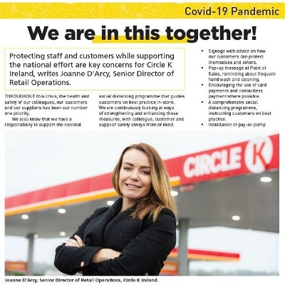 Covid 19 Special: Circle K- We are All in This Together