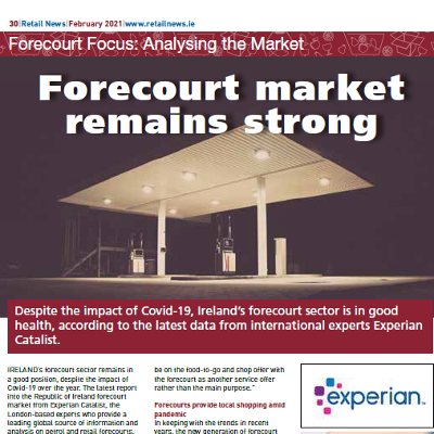 Forecourt market remains strong