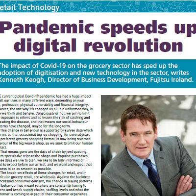 Pandemic speeds up digital revolution