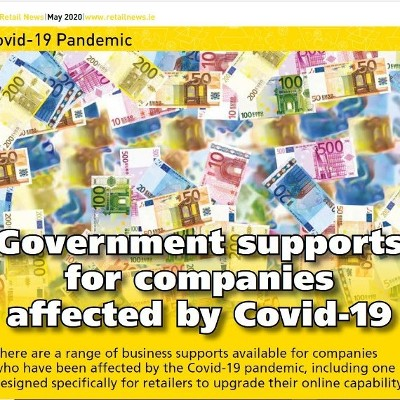 Government Supports for Covid-19